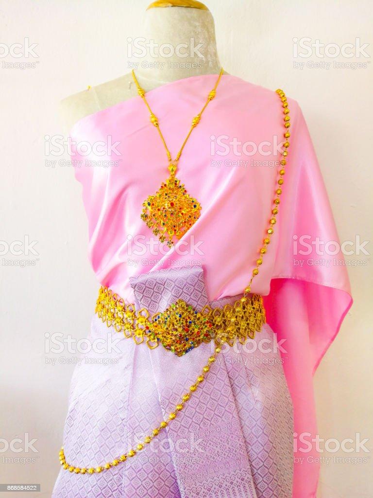 stoffmuster textil hochzeit kleid thailand farbe stockfoto und mehr bilder  von anzug