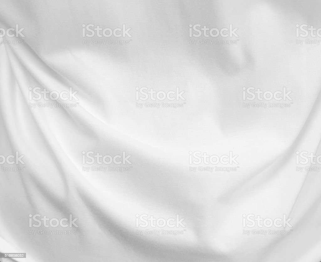 Fabric texture. White fabric. Fabric background. Textile texture. Cotton texture. stock photo