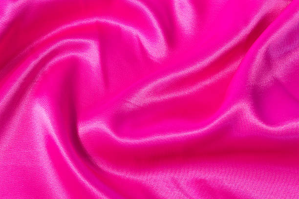 Textura de tela con pliegues - foto de stock