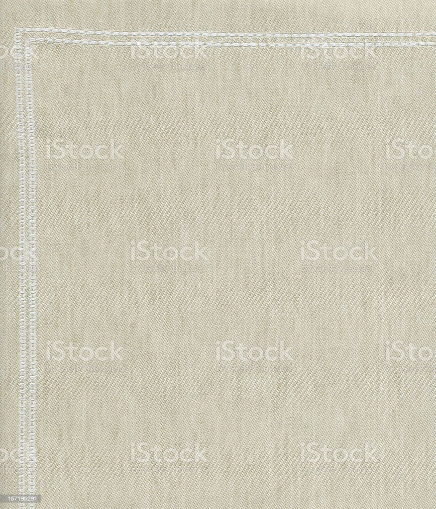 fabric with frame royalty-free stock photo