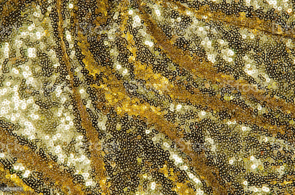 Fabric with sequins royalty-free stock photo