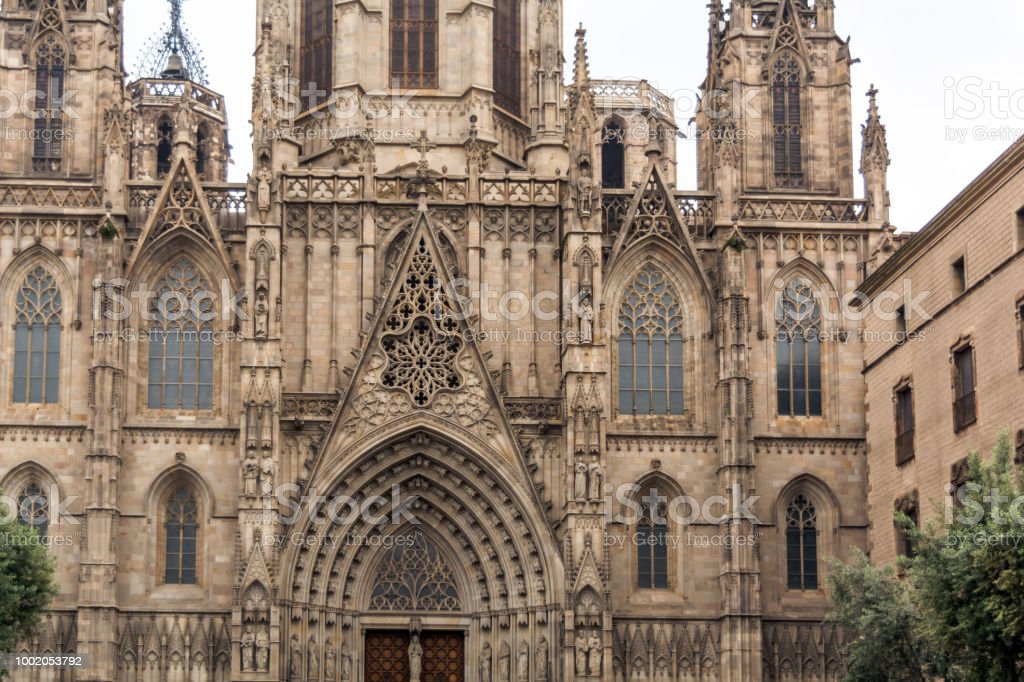 12+ Barcelona Cathedral