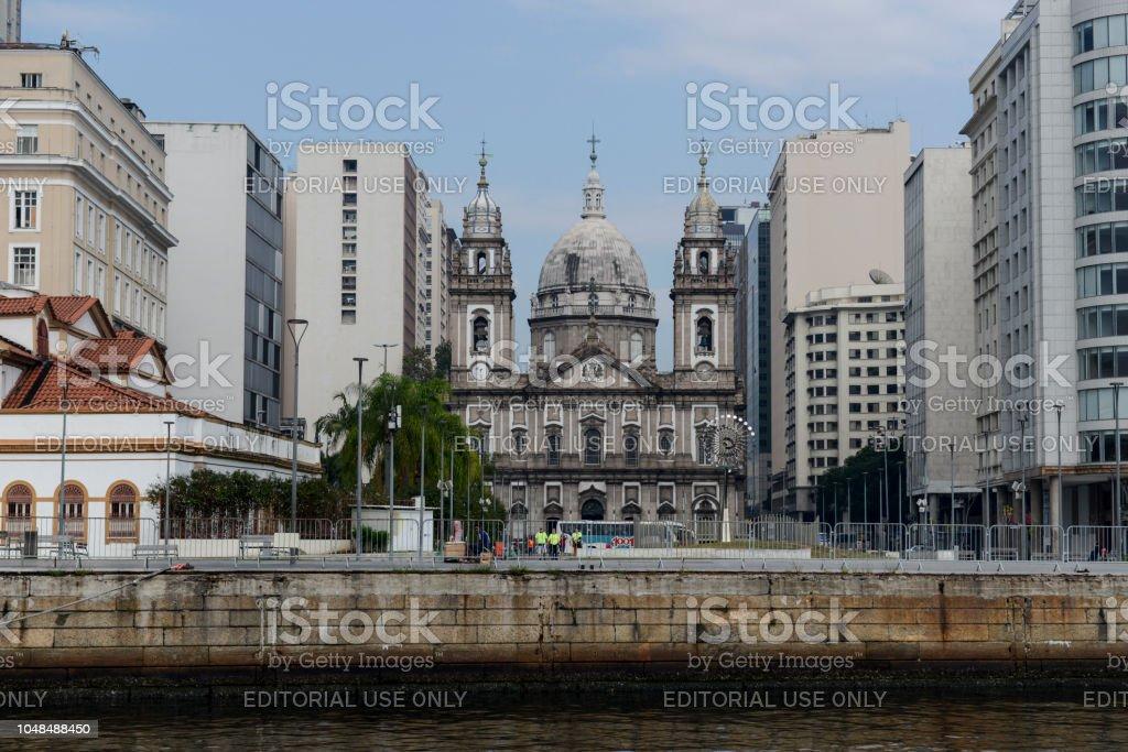 カンデラリア教会のファサード - カトリックのストックフォトや画像を ...