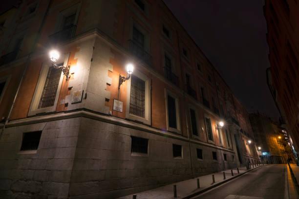 Fassade des alten Supreme Council der Inquisition – Foto