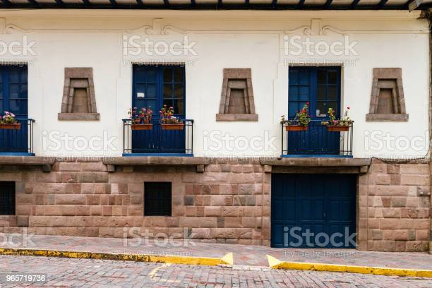 Facade of typical house in san blas neighborhood in cusco with floral picture id965719736?b=1&k=6&m=965719736&s=612x612&h=esgyih0 u45ns3bth92mk7hadmikcoitd uud gpnx0=