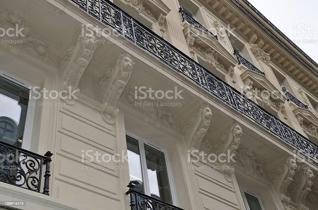 facade stock photo