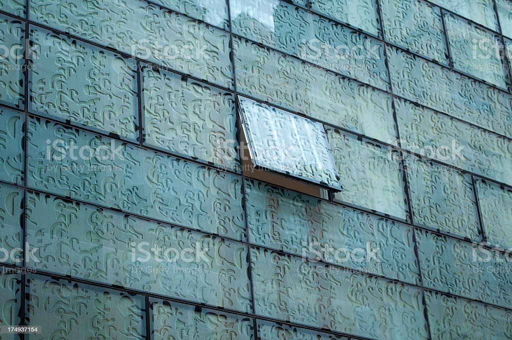 Facade royalty-free stock photo