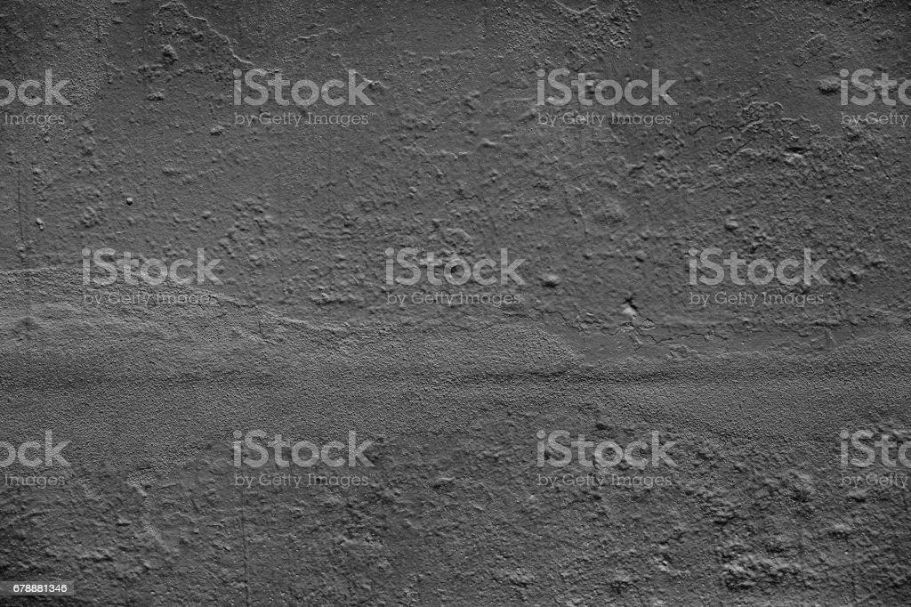 vue de la façade sur le mur de béton photo libre de droits