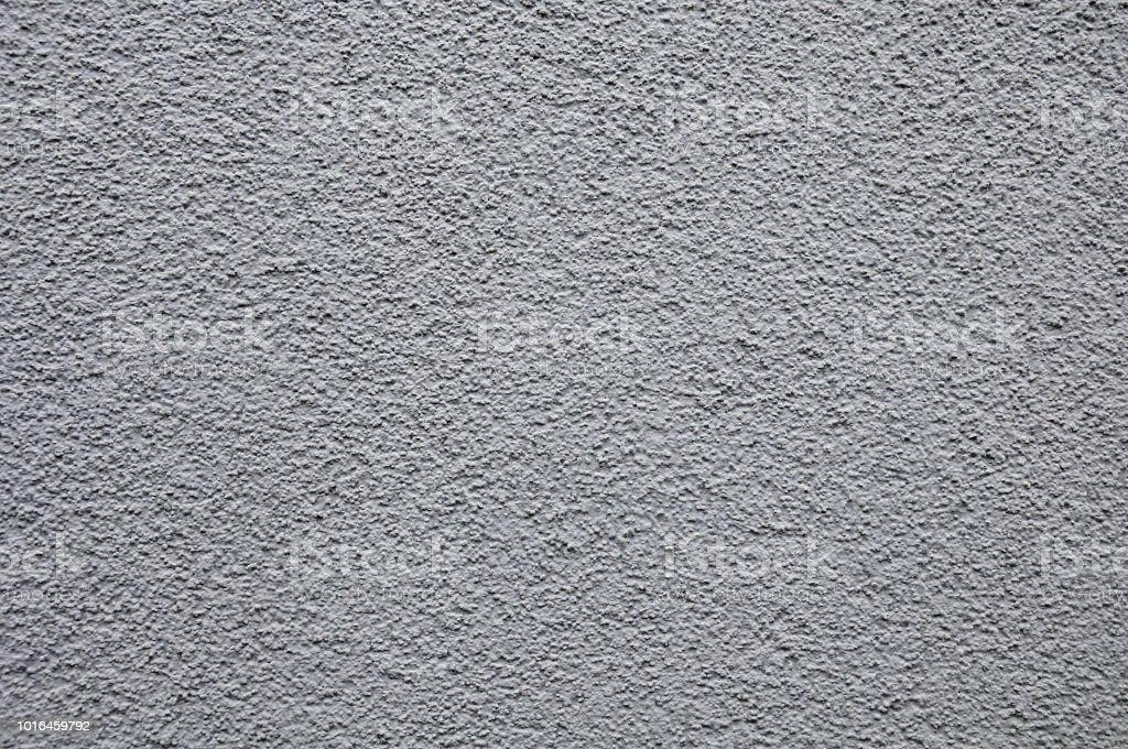 Fassade mit grauen bemaltem Gips – Foto