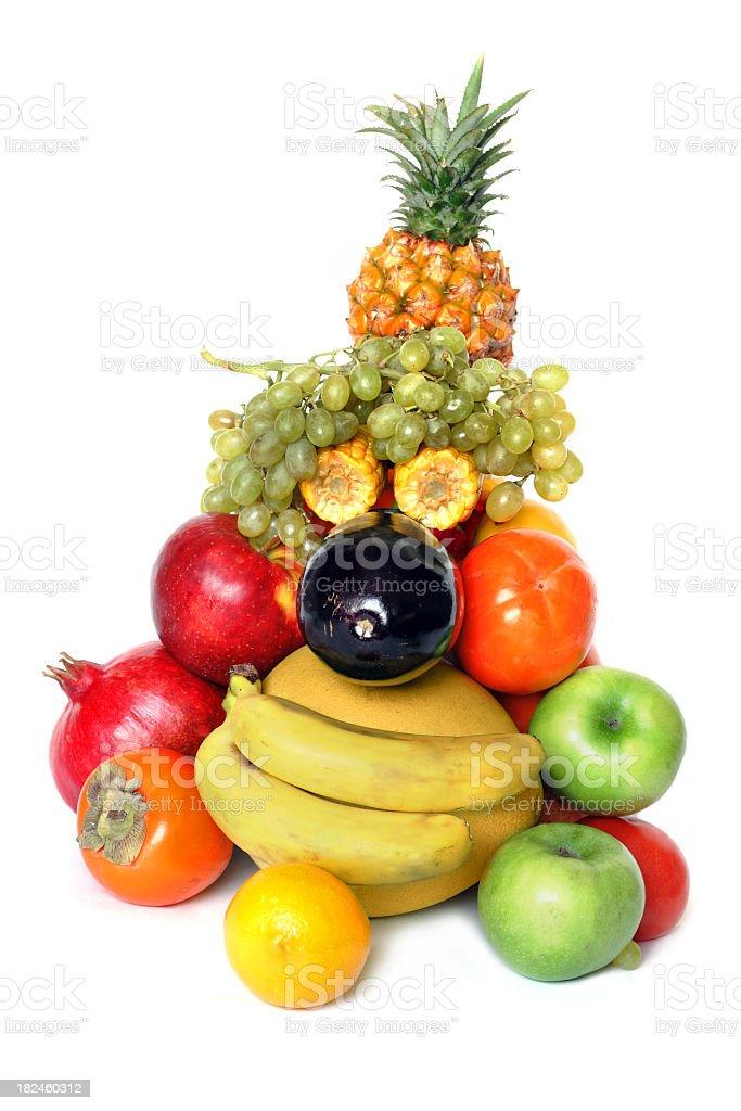 face fruit royalty-free stock photo