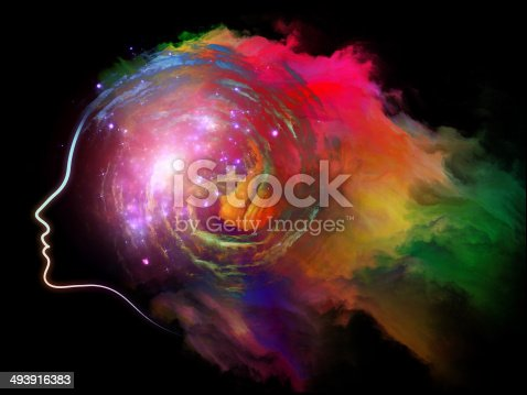860245894 istock photo Face In The Cloud 493916383