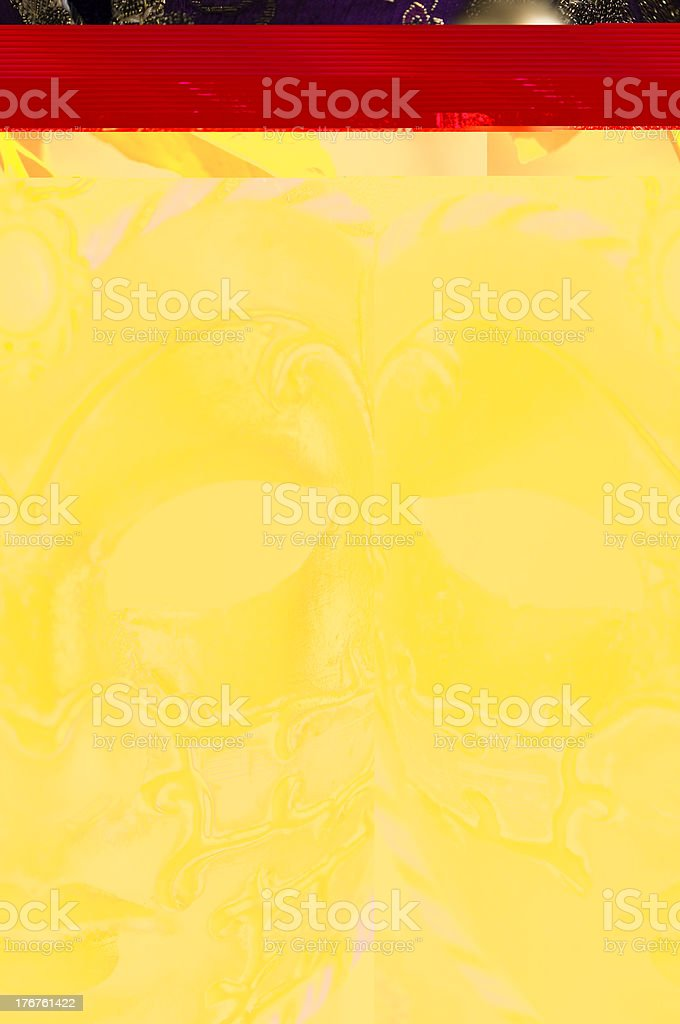 face mask costume royalty-free stock photo