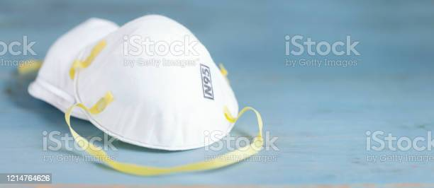 N95 Face Mask Stock Photo - Download Image Now
