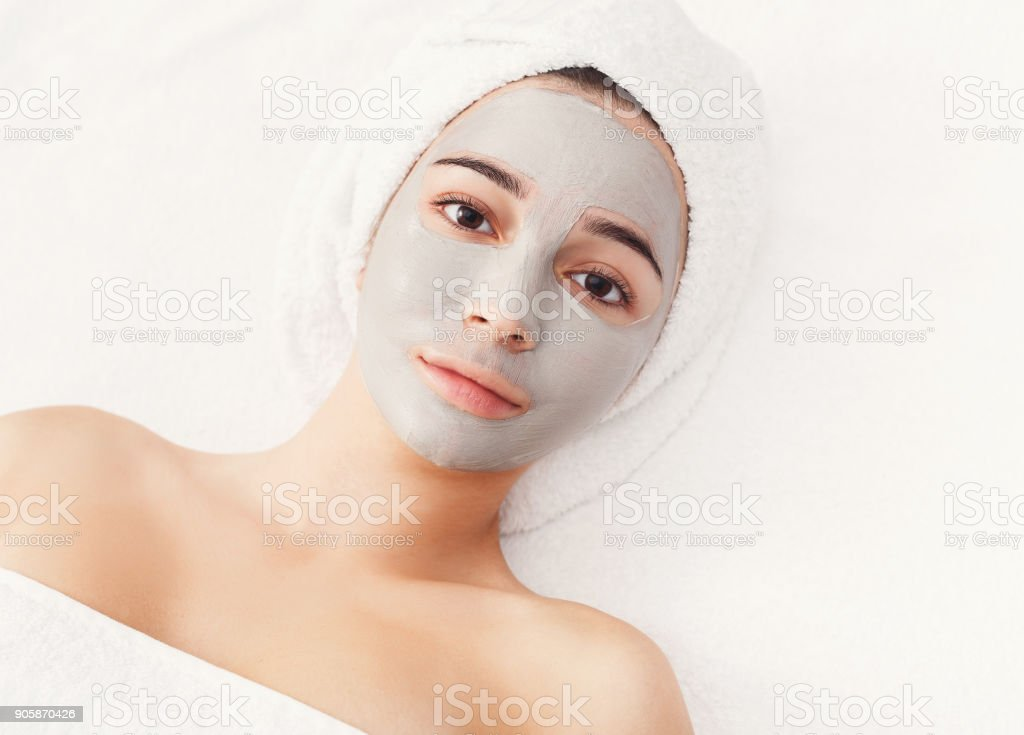 Face Mask Spa Beauty Treatment Skincare Stock Photo Download Image Now Istock