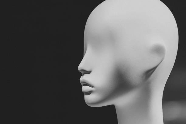 顔のマネキン - マネキン ストックフォトと画像