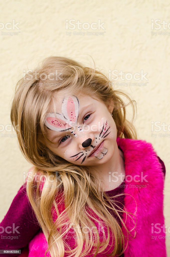 face painting image – Foto