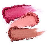 顔粉の美しさは赤面をメイクアップ