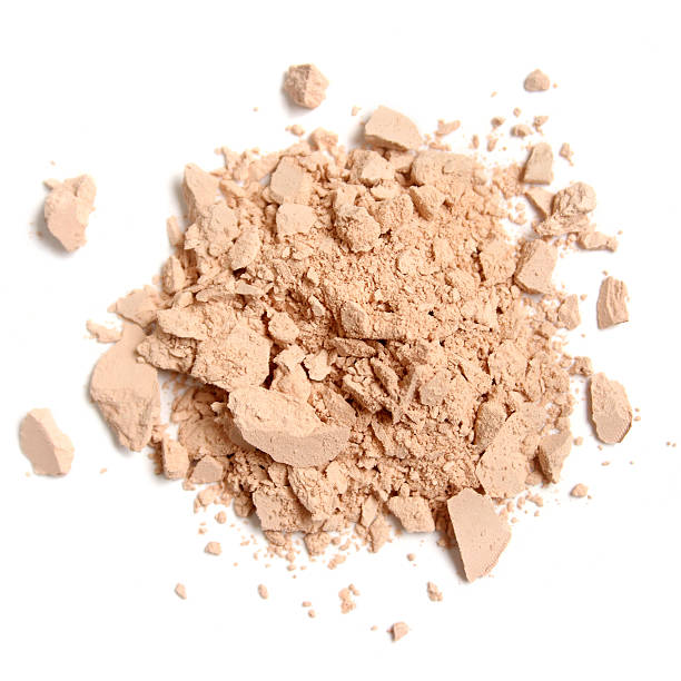 Face powder Face powder. face powder stock pictures, royalty-free photos & images