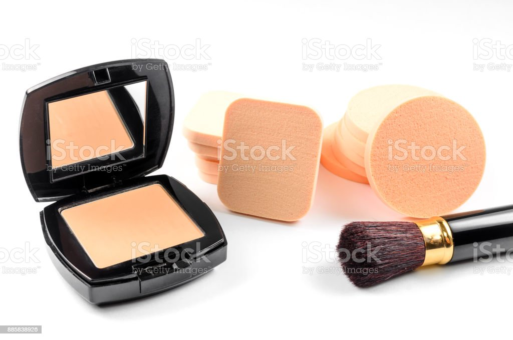 Face powder sponge – zdjęcie