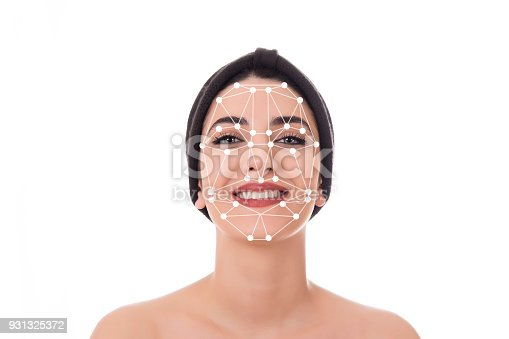 851960260istockphoto Face recognition 931325372
