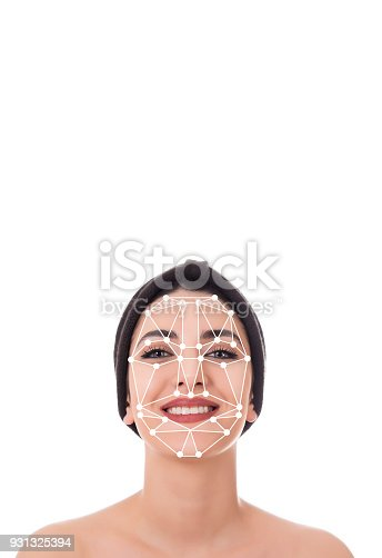 851960260 istock photo Face recognition 931325394