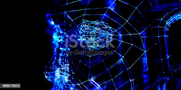 istock Face recognition 996579520