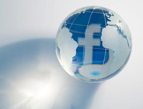 Facebook Stock Photo - Download Image Now