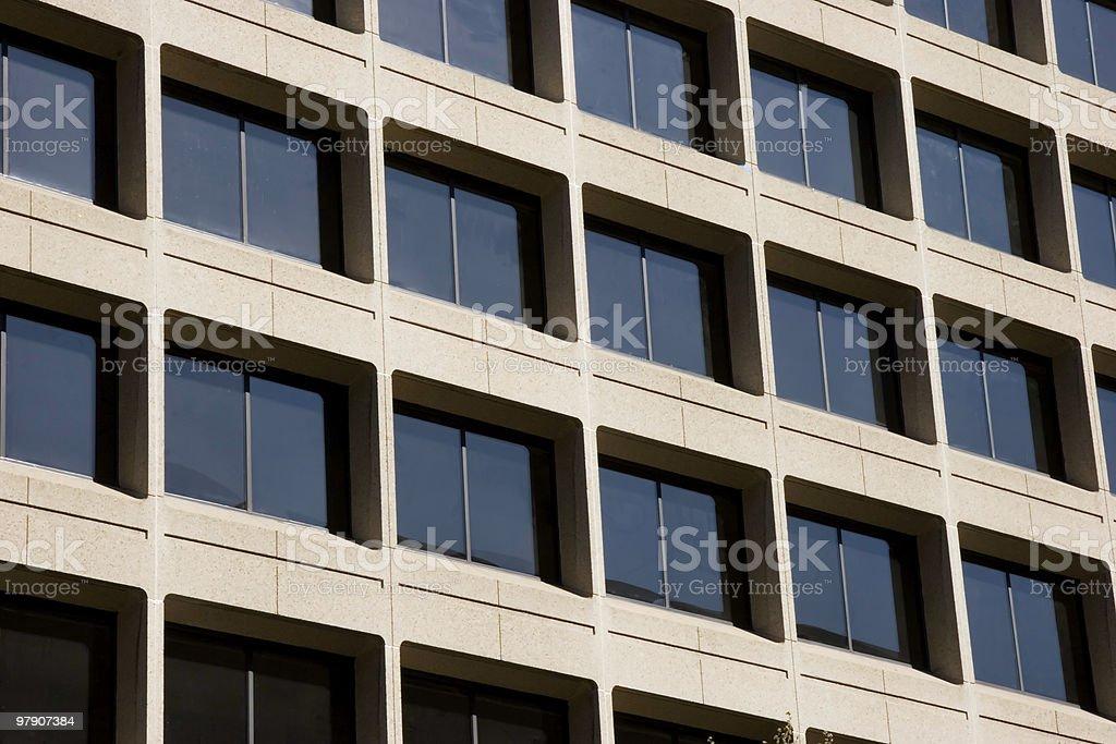 Faceless Bureaucracy royalty-free stock photo
