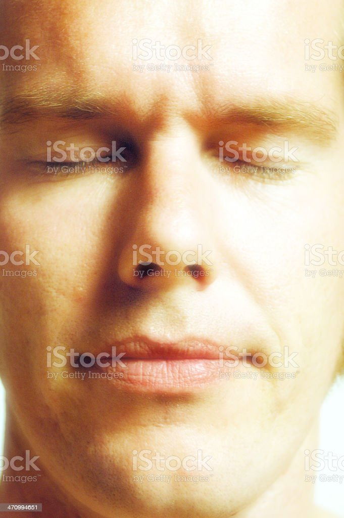 Facial Expressions: 16 stock photo