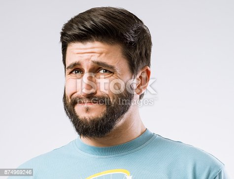 istock Facial expressions 874969246