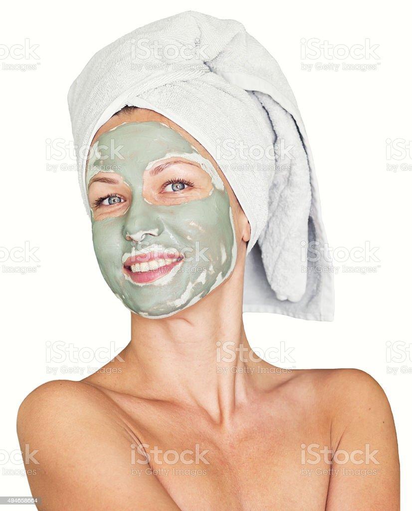 Masque de beauté - Photo
