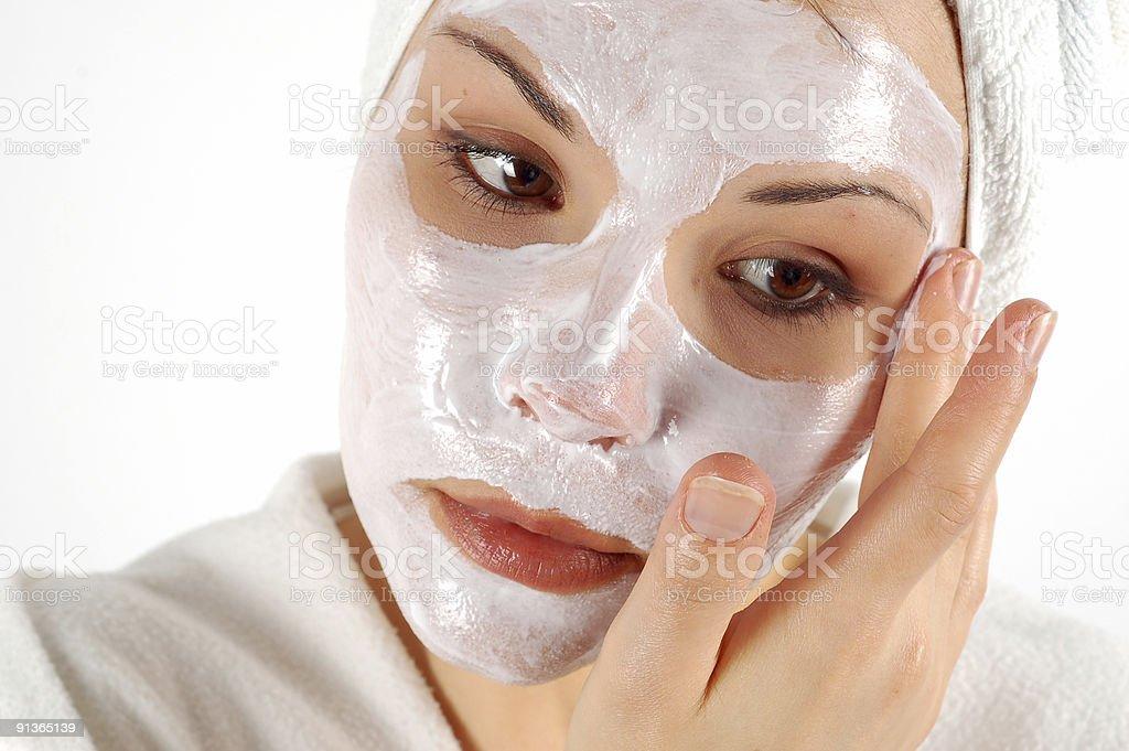 Gesichtsmaske#16 – Foto