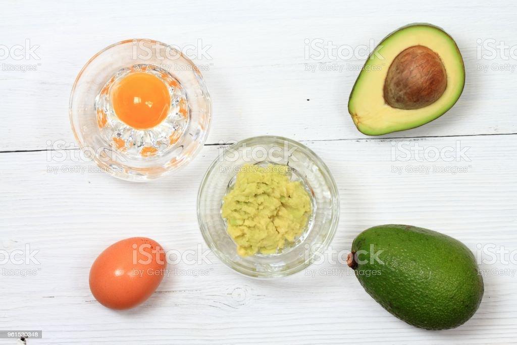 egg yolk face mask
