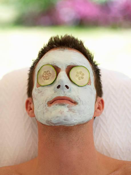 Gesichtsbehandlung – Foto