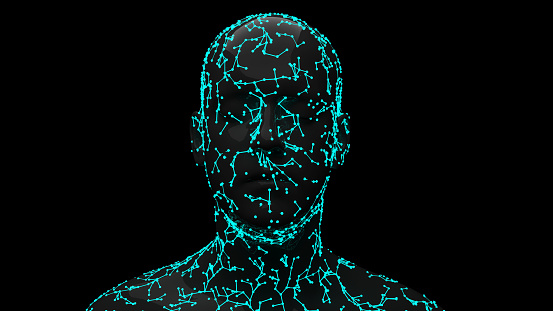 Facial Recognition System Stock Photo - Download Image Now