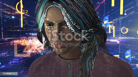 861189748 istock photo Facial Recognition System 1249962522