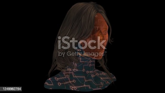861189748 istock photo Facial Recognition System 1249962754