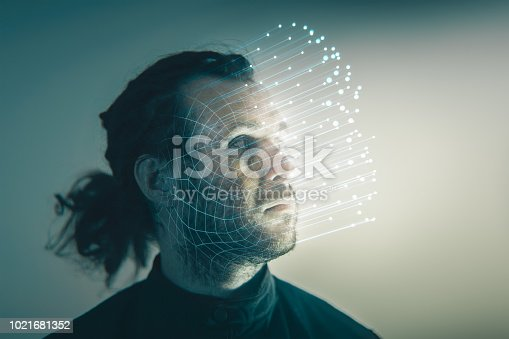 istock Facial Recognition Technology 1021681352