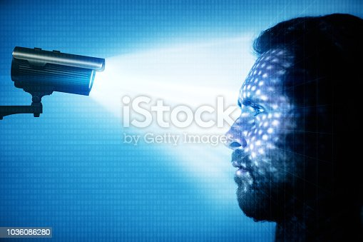 istock Facial Recognition Technology 1036086280