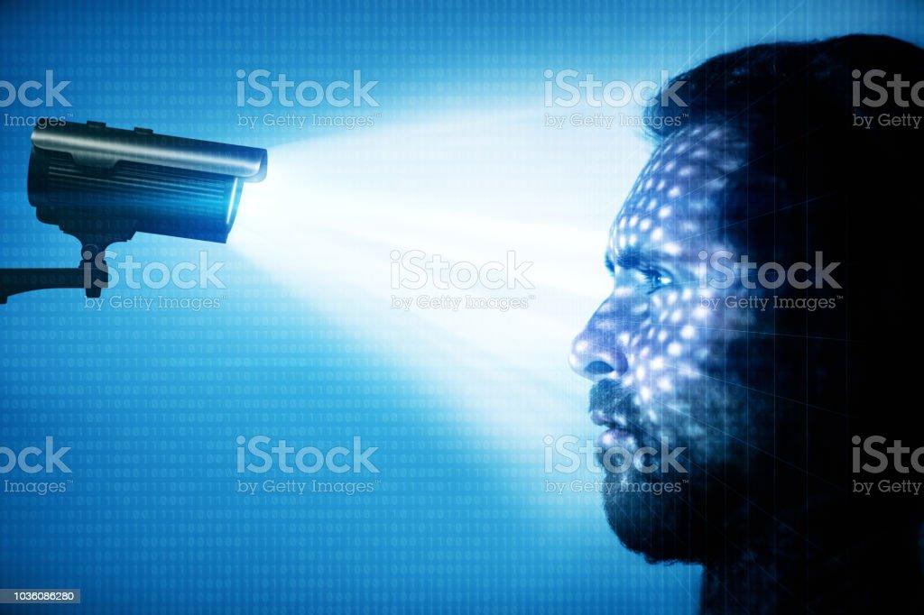 Gesichtserkennungstechnologie – Foto