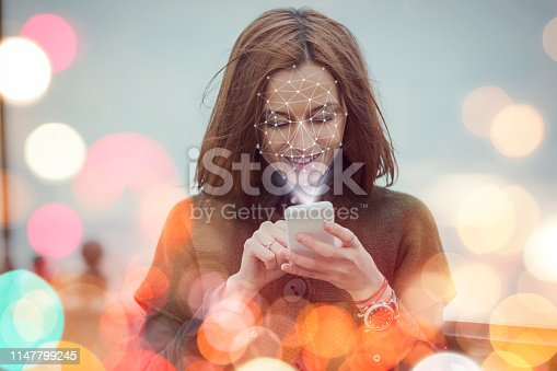 858527030istockphoto Facial Recognition Technology 1147799245