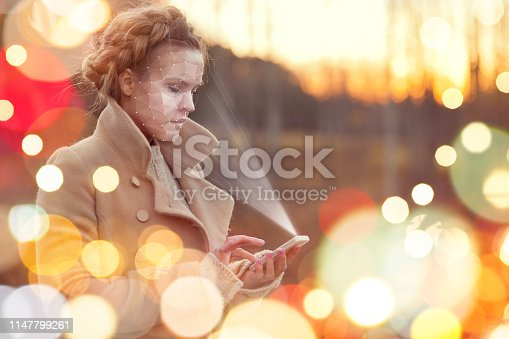 851960142istockphoto Facial Recognition Technology 1147799261