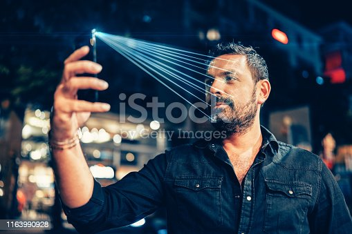 1021681352 istock photo Facial Recognition Technology 1163990928