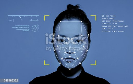 851960260 istock photo Facial Recognition Technology 1248462332