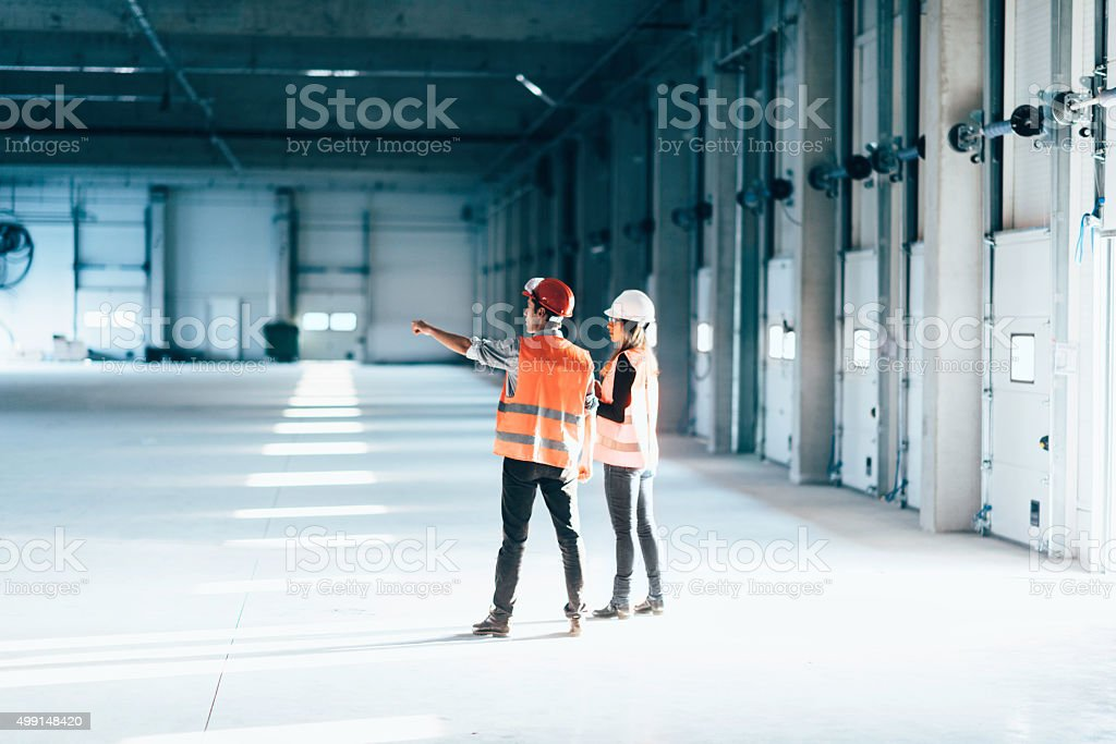 Facility management royalty-free stock photo