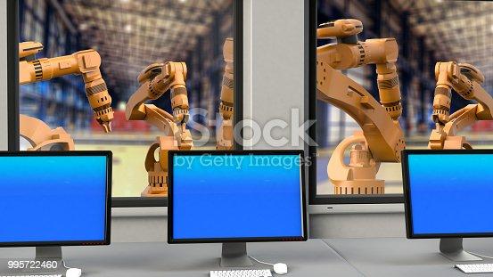 667596352istockphoto Factory Automation 995722460