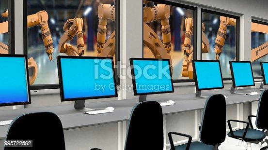 667596352istockphoto Factory Automation 995722562