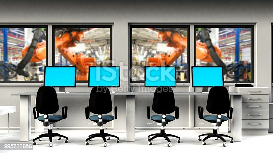 667596352istockphoto Factory Automation 995722656