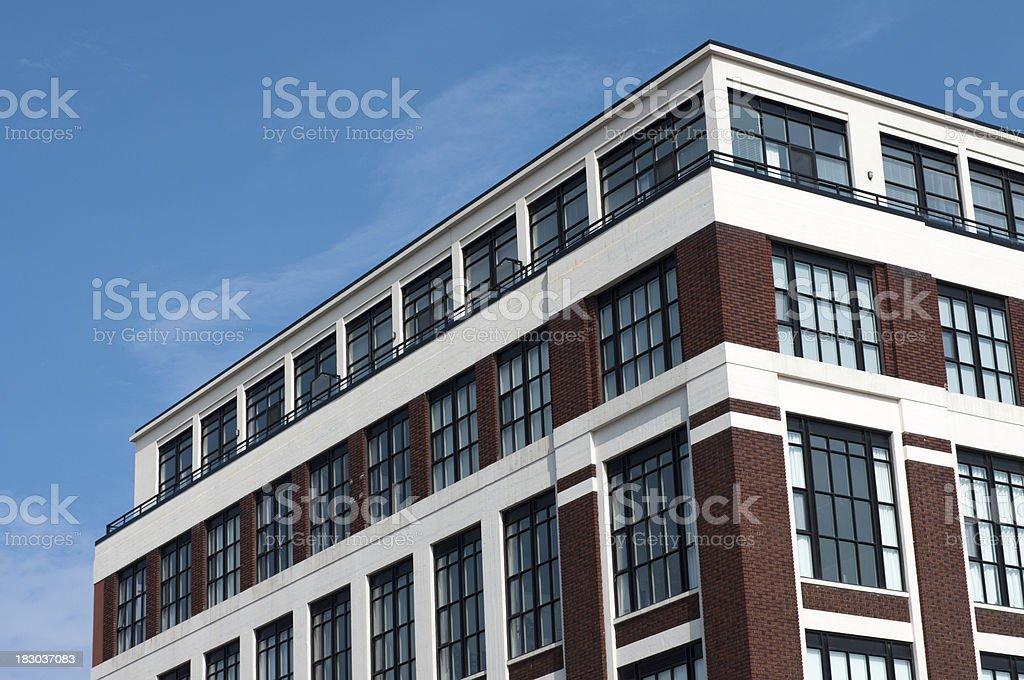 Factory Condo Conversion stock photo