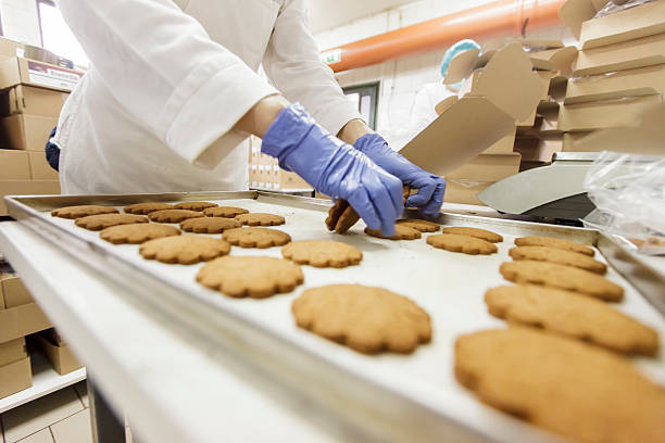 Les Cookies usine - Photo
